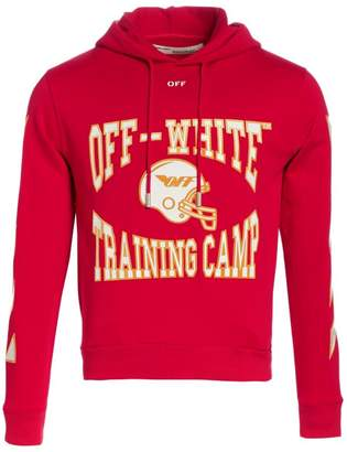 Off-White Off White Training Camp Hoodie