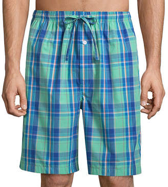 STAFFORD Stafford Men's Poplin Pajama Shorts - Big