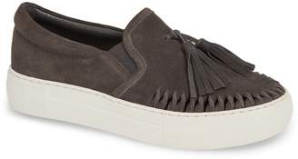 J/Slides Tassel Slip-On Sneaker