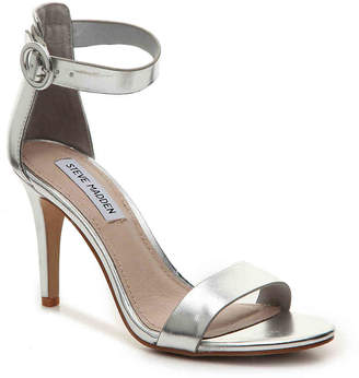 4cb8b6966e44 Steve Madden Silver Women s Sandals on Sale - ShopStyle