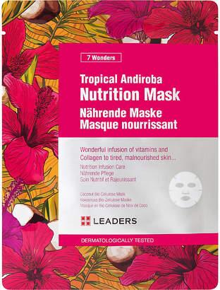 Leaders Tropical andiroba nutrition mask