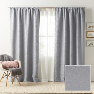 Lauren Conrad Bloomfield Room Darkening Lined Window Curtain