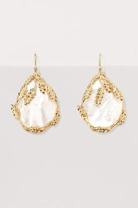 Aurelie Bidermann Francoise earrings
