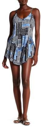 Dolce Vita Patterned Mini Dress