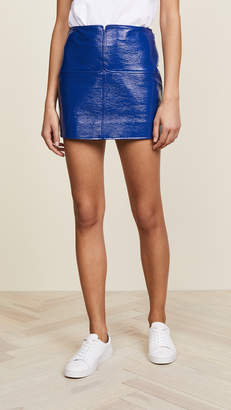Courreges Mini Swallows Skirt