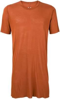 Rick Owens longline crewneck T-shirt