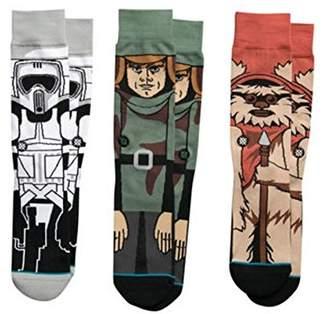 Star Wars Stance Socks Stance x 3 Pack Socks - Return Of The Jedi