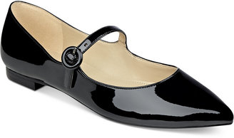 Marc Fisher Stormy Pointed-Toe Flats Women's Shoes $69 thestylecure.com