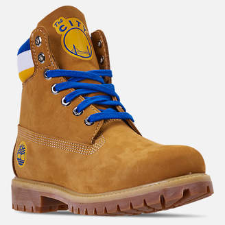 Timberland Men's x Mitchell and Ness x NBA 6 Inch Classic Premium Boots