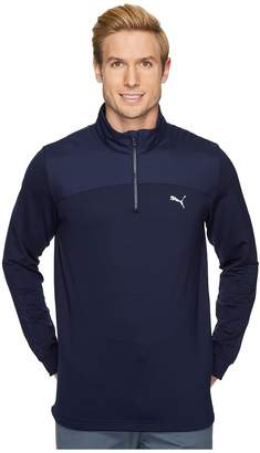 Puma PWRWRM 1/4 Zip Men's Long Sleeve Pullover