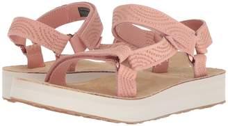 Teva Midform Universal Geometric Women's Shoes