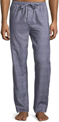 Derek Rose Ranga 29 Plaid Cotton Lounge Pants