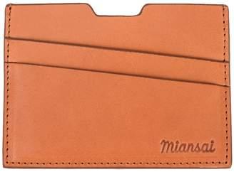 Miansai Document holders