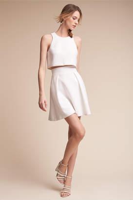 Black Halo Lynnewood Two-Piece Dress