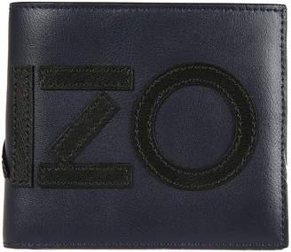 Kenzo Logo Billfold Wallet