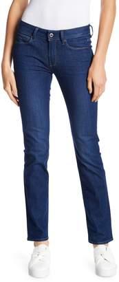 G Star 3301 Contour High Straight Jeans