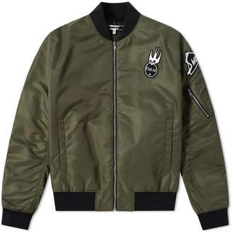 McQ Cave MA-1 Jacket