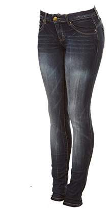 Cover Girl Skinny Jeans for Women Juniors Size 13 / Black Denim