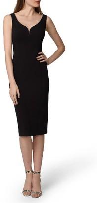 Women's Donna Morgan Crepe Body-Con Dress $98 thestylecure.com