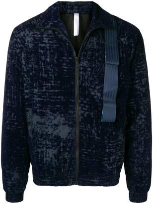 Cottweiler patterned lightweight jacket