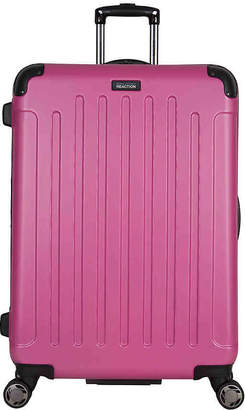 Kenneth Cole Reaction Corner Guard 28-Inch Checked Hard Shell Luggage - Women's
