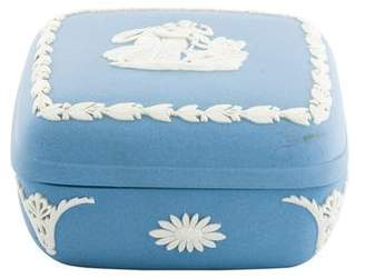 Wedgwood Jasperware Box