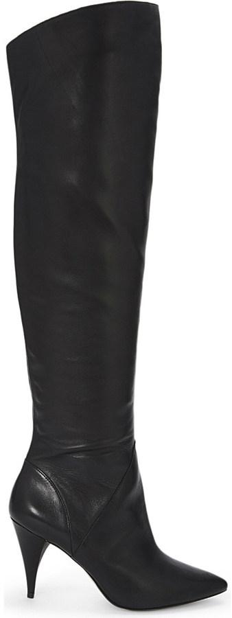 AldoALDO Kandice leather over the knee boots