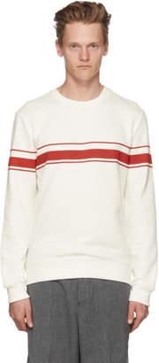 A.P.C. Off-White Robin Sweatshirt