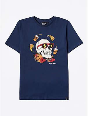 Animal Boys' Turbo Graphic Print T-Shirt