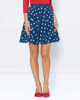 Alannah Hill Bespeckled Skirt
