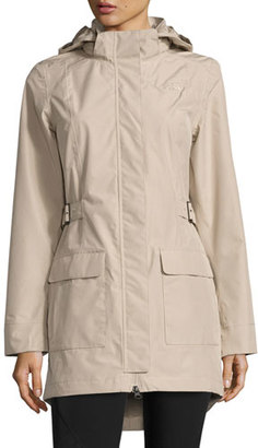 The North Face Tomales Bay Tweed DryVentTM Jacket, Simply Taupe $180 thestylecure.com