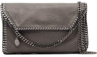 Stella McCartney grey Falabella faux leather Mini Shoulder Bag
