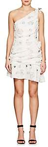 A.L.C. Women's Lahiri Jacquard One-Shoulder Dress