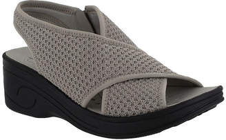 Easy Street Shoes Womens Jolly Wedge Sandals