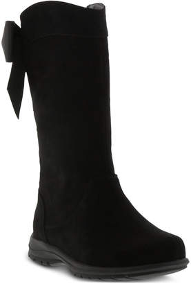 Kenneth Cole Little & Big Girls Dolly Bow Tall Boots