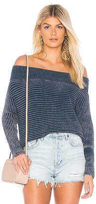 Sen Jill Off the Shoulder Sweater