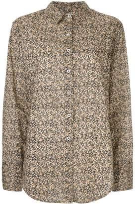 Matteau floral buttoned shirt