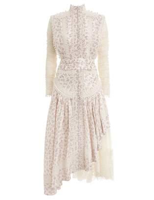 Zimmermann Sabotage Asymmetric Dress