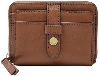 Fossil Fiona Leather Bi-Fold Wallet