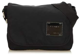 Fendi Vintage Nylon Crossbody Bag