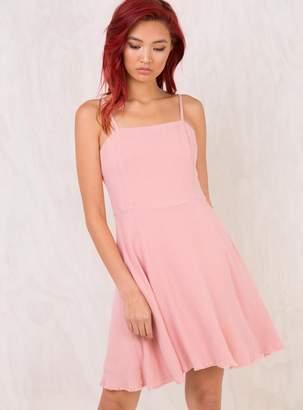 MinkPink Ava Strappy Dress