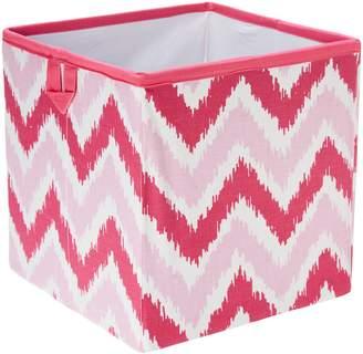 Bacati MixNMatch Zigzag Storage Box