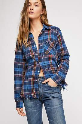 NSF Axel Plaid Buttondown
