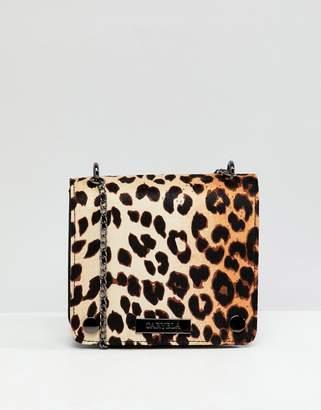 At Asos Carvela Leopard Print Bag