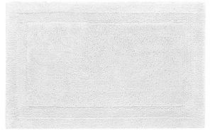 AbyssAbyss Super Pile large reversible bath mat - White
