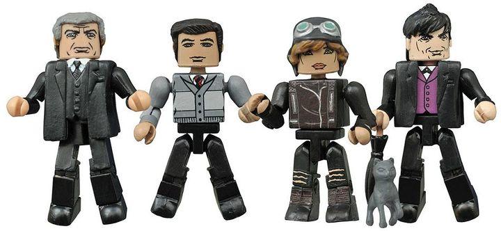Diamond select toys Gotham Minimates Series 2 Box Set by Diamond Select Toys