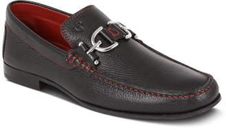 Donald J Pliner Dacio Leather Bit Loafer Men's Shoes
