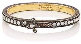 Sevan Biçakci Women's Mixed-Gemstone Bangle - Silver