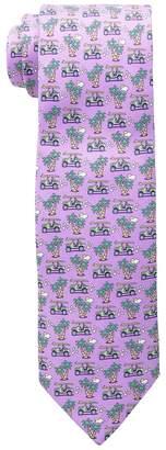 Vineyard Vines Truck Palm Printed Tie Ties