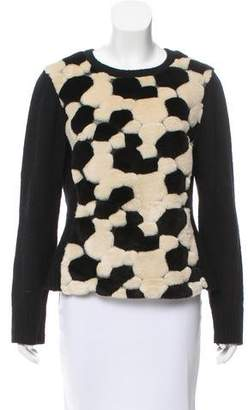 Marc by Marc Jacobs Marc Jacobs Cashmere Long Sleeve Sweater